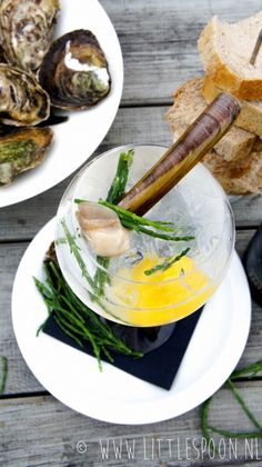 Gin tonic met een vleugje Zeeland - Little Spoon