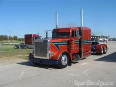18 Wheeler/ Long Haul Truck - Page 18