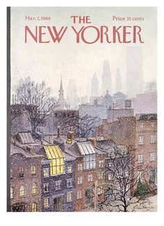 The New Yorker affiches sur AllPosters.fr