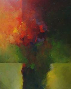 The Artist Hines - Home...looks like a bouquet of roses...