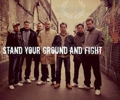 Green Street Hooligans. Sot true.