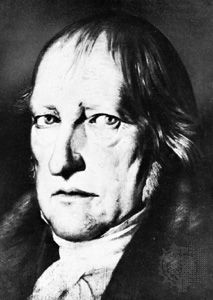 Georg Wilhelm Friedrich Hegel (1770-1831), German philosopher