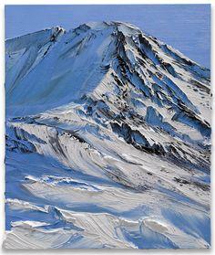 Conrad Jon Godly. sol #93, 2014, 95x80cm, oil on canvas