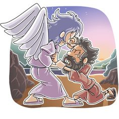 Jacob Wrestles With God