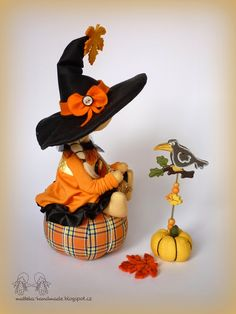 hand made by matteka: witch