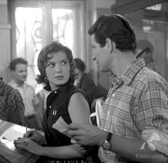 """""""Deszczowy lipiec"""" (1957)"""