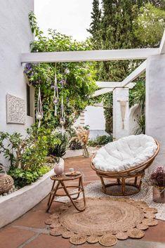 Outdoor Spaces, Outdoor Living, Outdoor Decor, Garden Lamps, Summer Kitchen, Estilo Boho, Garden Design, Modern Design, Sweet Home