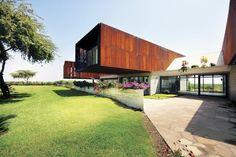 casas de vacaciones modernas