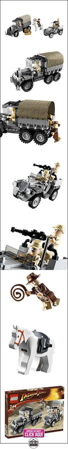 LEGO Indiana Jones 7622  ✿ Lego - el surtido más amplio ✿ ▬► Ver oferta: https://comprar.io/goto/B000T6XNZE