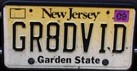 Phish -- Props to the Vanity License Plate Project
