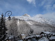 Argentiere, France