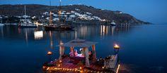 Kivotos Mykonos Hotel is a Luxury, Boutique, 5 Star hotel located in the Ornos area in Mykonos, Cyclades, Greece. Mykonos Grecia, Mykonos Island, Santorini Greece, Mykonos Hotels, Romantic Escapes, Romantic Dinners, Romantic Destinations, Romantic Places, Romantic Night