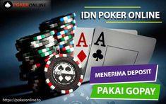 Situs IDN Poker Online Deposit Gopay minimal 20 ribu. Dengan Permainan terlengkap. #pokeronline #idnpokeronline #depositgopay Poker Online, Slot