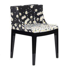 Mademoiselle Daisies Black, $880, now featured on Fab.