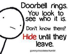 Heh!  Doesn't everyone do this?  LOL