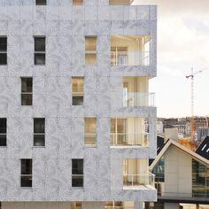 145 Housing Units + FAM + PMI | Avenier Cornejo Architectes + Gausa Raveau Actarquitectura