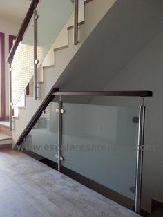 barandillas modernas para escaleras interiores pasamanos de