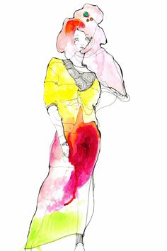 Life Drawings - Timi Hayek