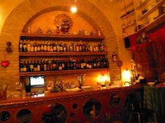 Cafe Bohemian Libreria - Monti -Via degli Zingari 36 | Rione Monti, Rome, Italy +39 06 8901 0626