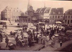 Markt Sittard ca. 1900