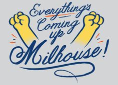 Everything's Coming Up Milhouse! T-Shirt | SnorgTees