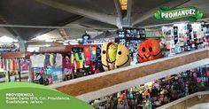 En #Promanuez te contamos un poco sobre el Mercado San Juan de Dios. Esta localizado en la zona centro de la ciudad de Guadalajara, Jalisco y es el mercado techado más grande de América Latina, fue obra del Arquitecto Alejandro Zohn e inaugurado en Diciembre 30 de 1958.