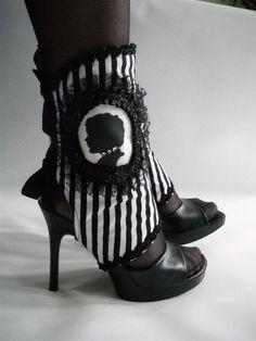 Викторианские Сапоги, Неовикторианский, Мода В Стиле Стимпанк, Одежда В  Стиле Стимпанк, Модные c8a09b803bc