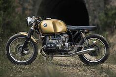'76 BMW R90/6 – Garaje 57 || via Pipeburn