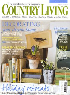 ► ► ► COUNTRY LIVING UK . http://www.countryliving.co.uk/