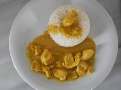 Pollo al curry, la receta de la casa!