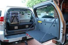 Image result for rear drawers prado 150