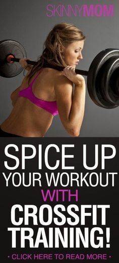 Spice Up your Workout with CrossFit Training