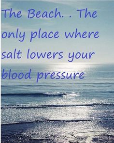 Oh so true! The true happy place! Enjoy life and the beach! Sea Quotes, Nature Quotes, Happy Quotes, Wisdom Quotes, I Love The Beach, Beach Signs, Ocean Beach, Summer Beach, Beach Bum