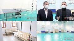 """Noua bază sportivă de la Colegiul Național """"Constantin Carabella"""" este finalizată - Dambovitalazi.ro"""