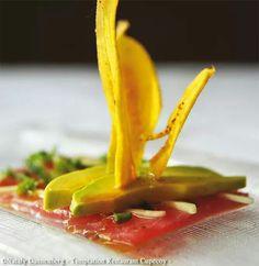 Gourmet cuisine at Temptation in Cupecoy