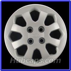 Kia Rio Hub Caps, Center Caps & Wheel Covers - Hubcaps.com #Kia #KiaRio #Rio #HubCaps #HubCap #WheelCovers #WheelCover