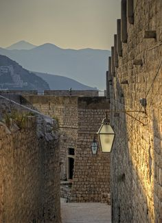 old town, Dubrovnik, Croatia ~ UNESCO World Heritage Site.  Photo:  mariusz kluzniak, via Flickr