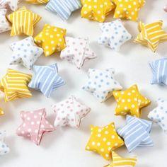Die beliebten Lucky Stars zum selber machen