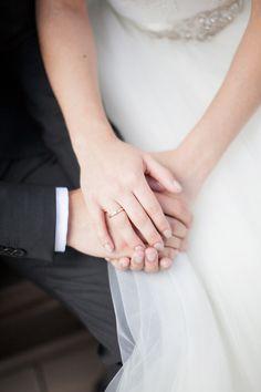 // Decorate Your Life // black & white wedding