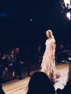 Paris Fashion Week Diary: Alexander McQueen Spring 2016 | Visual Therapy