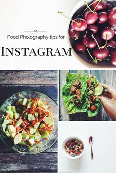 Who doesn't love food photography on Instagram? Here are 3 tips to improve your food photography on Instagram right now,