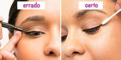 Saber delinear bem os olhos é uma excelente maneira de realçar a beleza do seu rosto. Nem sempre é possível conseguir o efeito pretendido nas primeiras ten