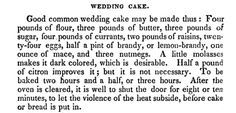 Wedding Cake - a cheaper alternative