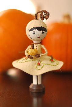 gourd girl