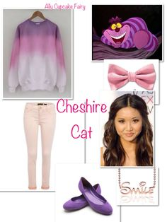 Cheshire Cat  Disney Inspired Outfits