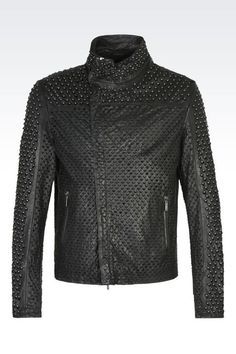Outerwear: Blouson jackets Men by Armani - 1