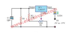 Quality Shunt Regulator circuits using TL431 | Simple electronic ...
