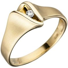 Dreambase Damen-Ring teilmattiert 14 Karat (585) Gelbgold... https://www.amazon.de/dp/B01HSRJ4LS/?m=A37R2BYHN7XPNV