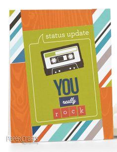 Teri Anderson - Photo Pocket Scrapbooking - journaling card