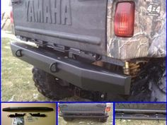 Extreme Metal Products releases a New Rhino HD Rear Bumper